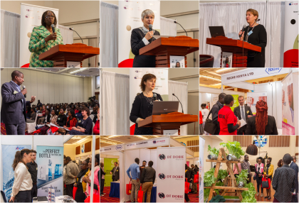 "Career Fair ""Trained in GermanY"" Connects Hundreds of Kenyans to Employers"