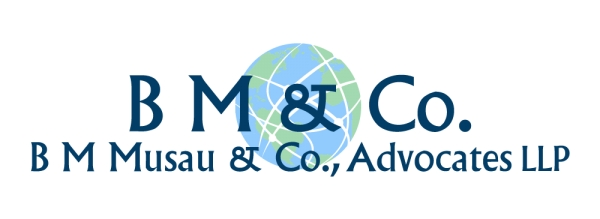 B M Musau & Co. Advocates