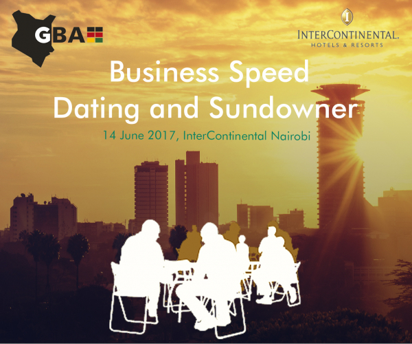 GBA Business Speed Dating and Sundowner